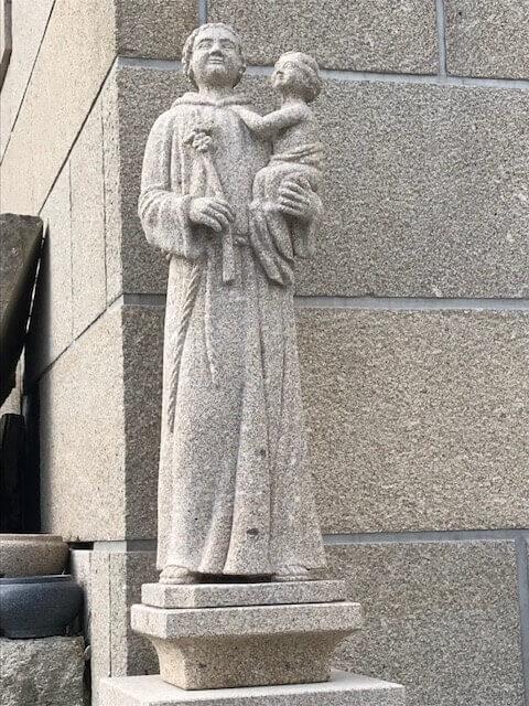 Escultura - Santo António