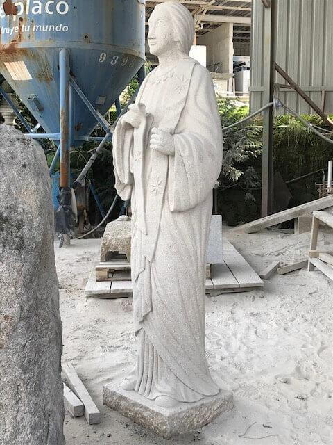 Escultura - Santo