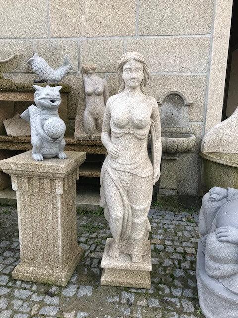 Escultura - Mulher